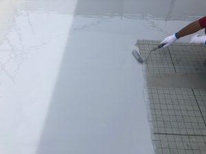 屋上防水 施工事例 墨田区 外壁塗装・屋上防水 ベストリニューアル