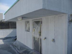 外壁塗装 施工事例 墨田区 外壁塗装・屋上防水 ベストリニューアル