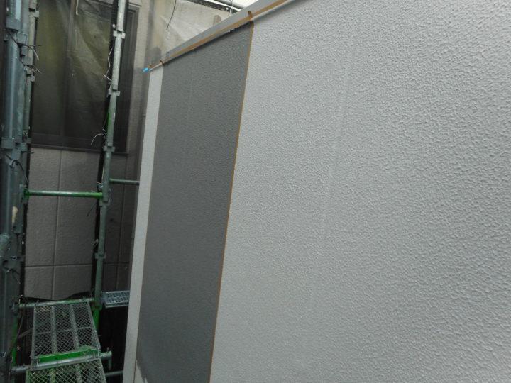 外壁 上塗り⑤