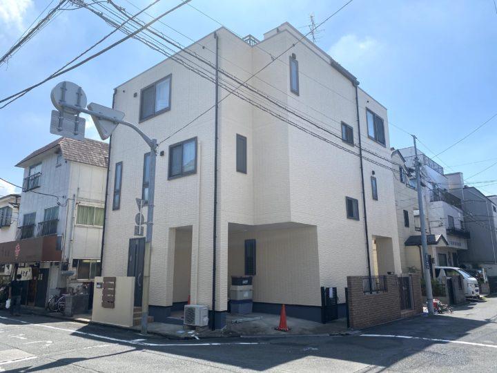 東京都葛飾区 T様邸 外壁塗装・屋上防水修繕工事