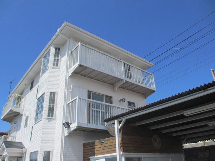 千葉県船橋市 O様邸 外壁・屋根塗装修繕工事
