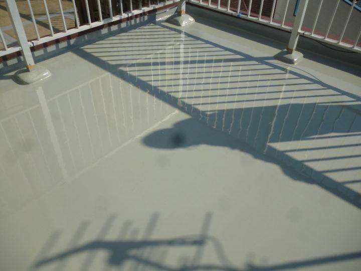 防水塗装⑥