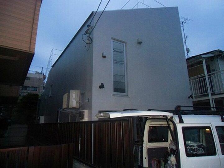東京都杉並区 K様邸 外壁塗装工事