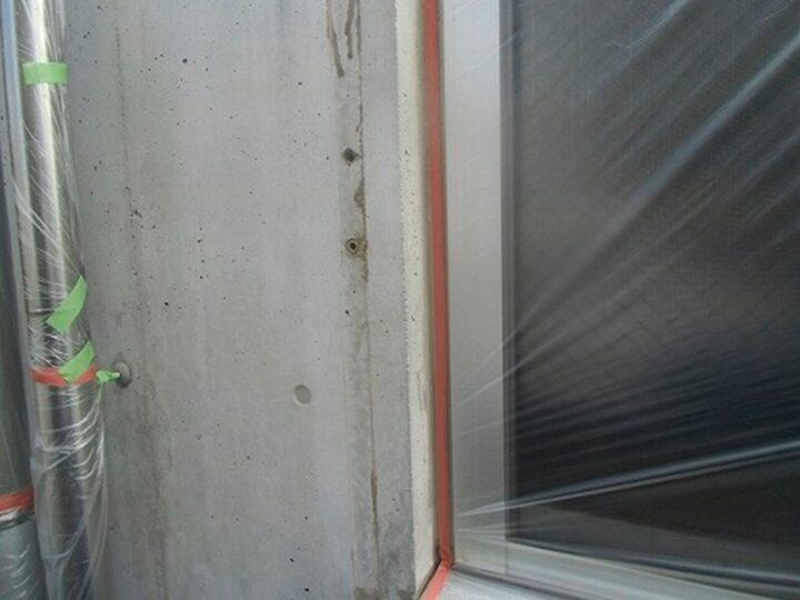 窓 手摺撤去