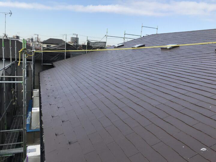東京都葛飾区 BC 屋根塗装工事