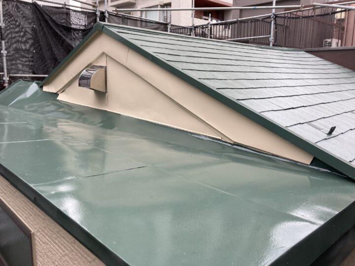 東京都江東区 O様邸 外壁・屋根塗装工事
