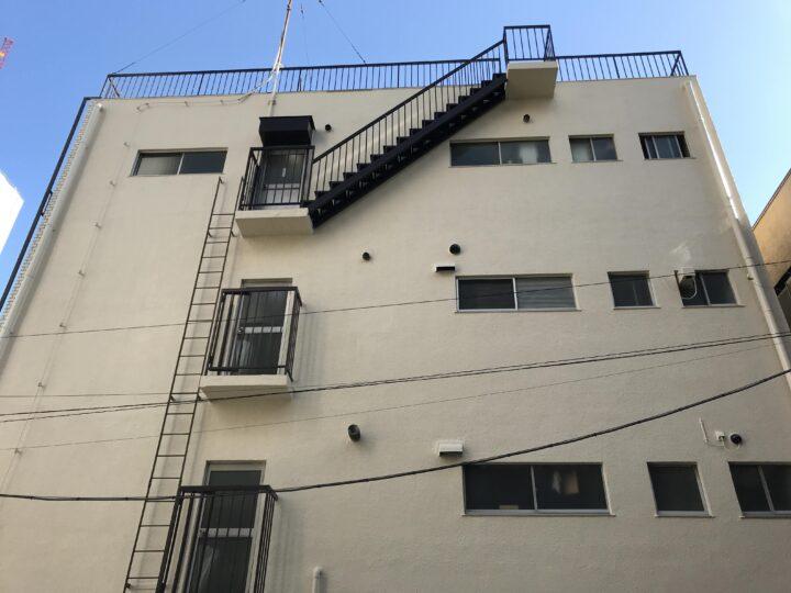 東京都江東区 Y様邸 ビル改修