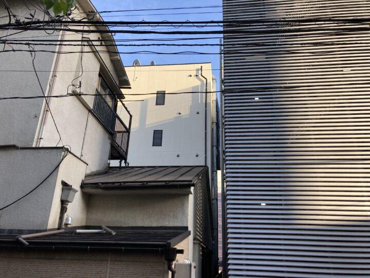 東京都新宿区 ST 外壁塗装工事