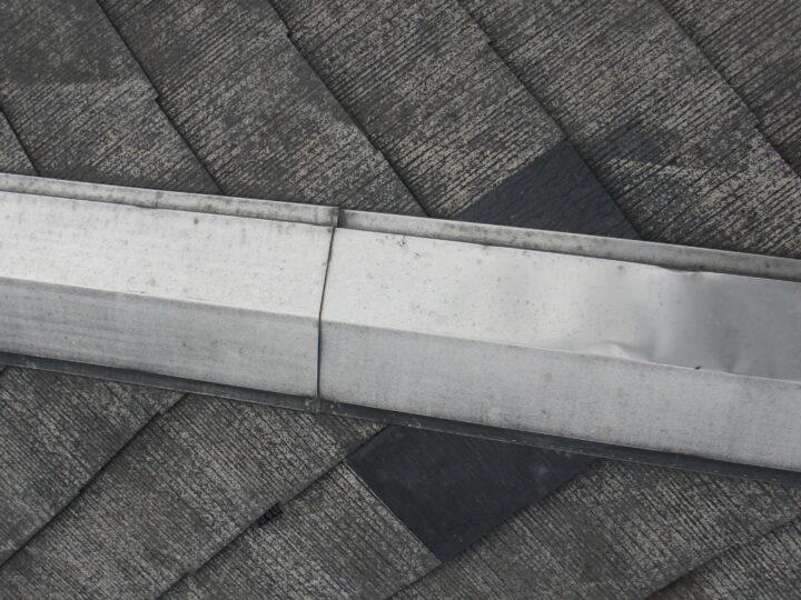 工種:下地補修 破損スレート屋根交換