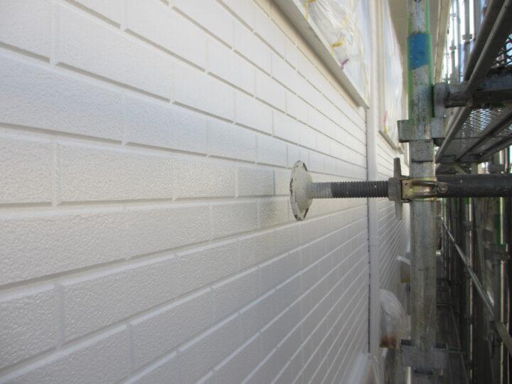 工種:外壁塗装 第1回目塗装