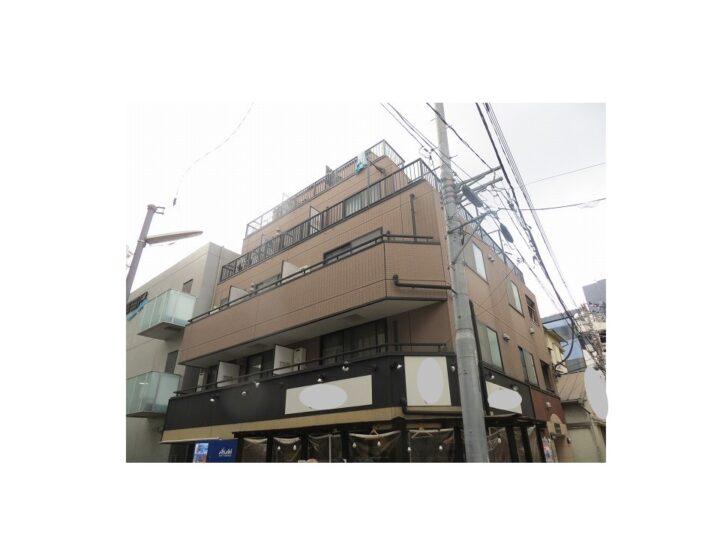 東京都新宿区 Sビル 大規模修繕工事