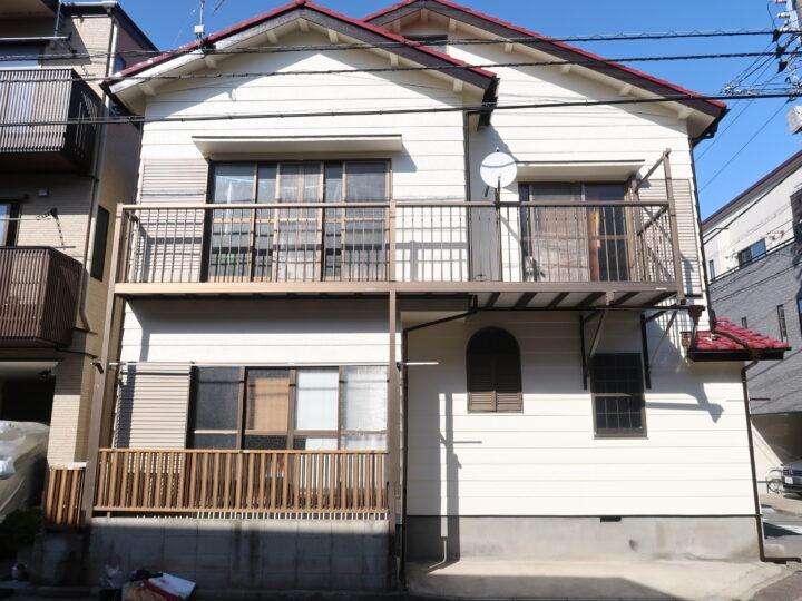 東京都江東区 Y様邸 外壁塗装工事